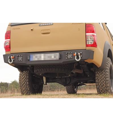 Προφυλακτηρας More4x4 Toyota Hilux 2005-2011